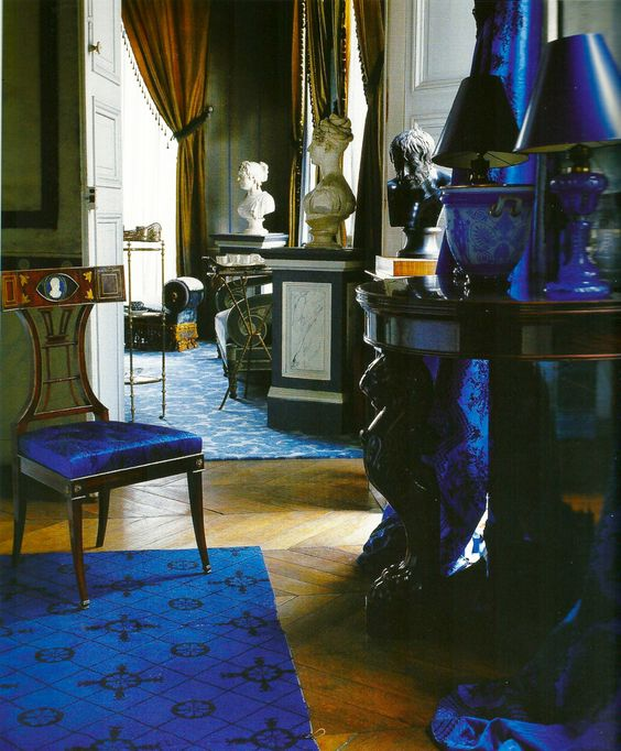 Appartement rue de Bonaparte à Paris