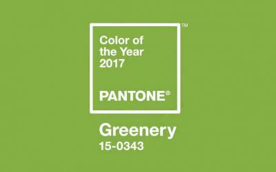 Et la couleur gagnante pour 2017 est…