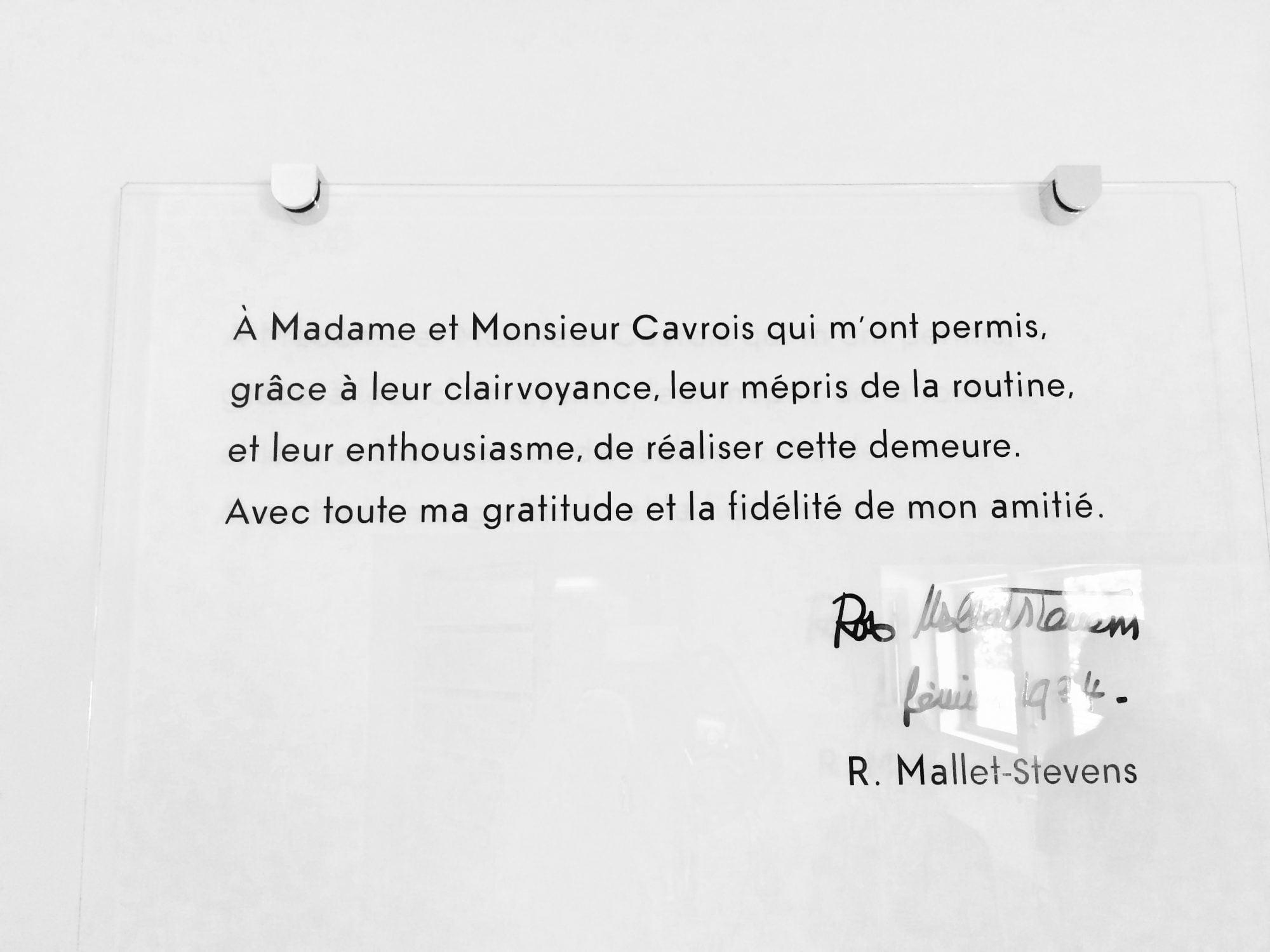 Villa Cavrois - Mallet-Stevens