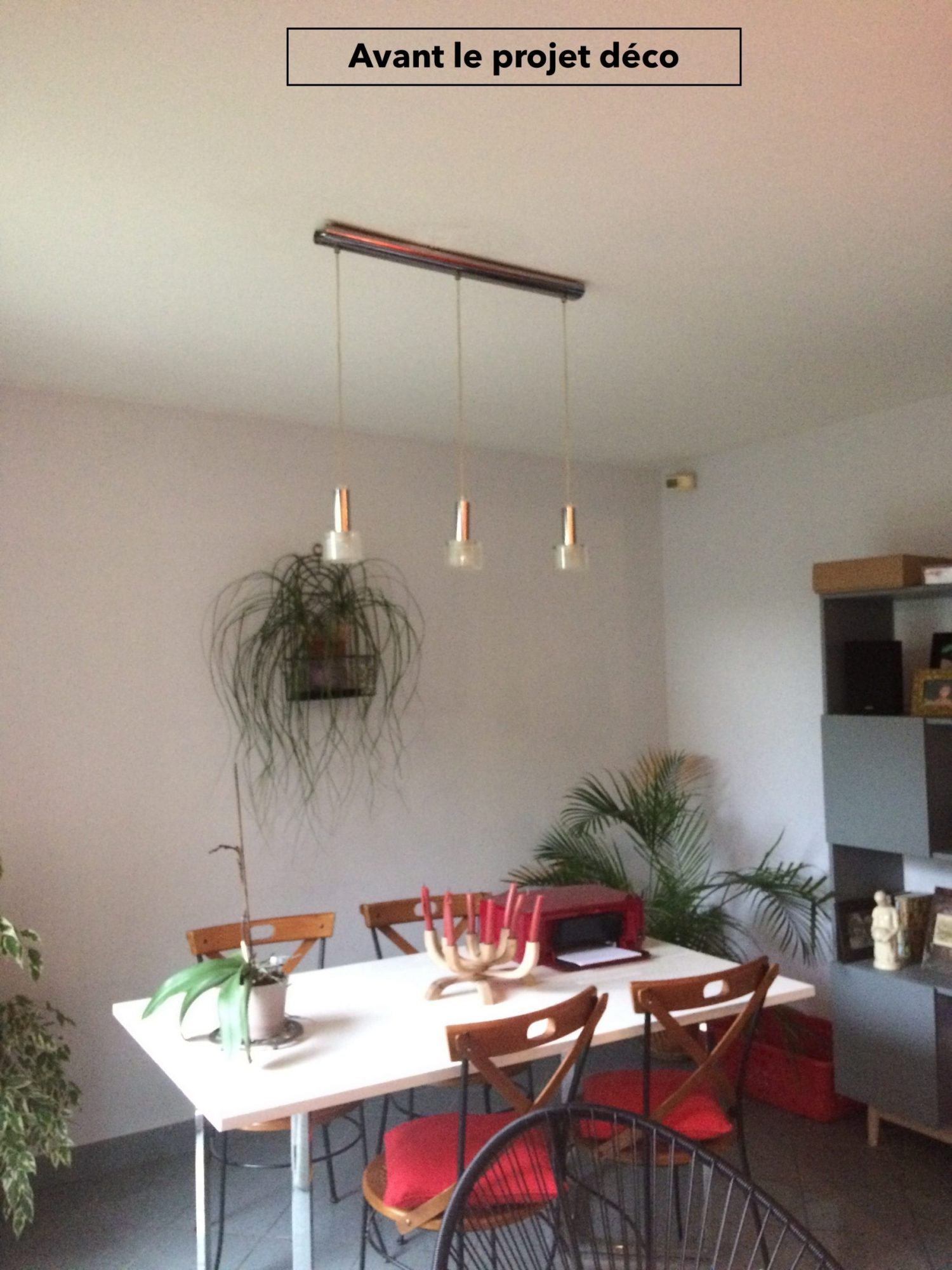 Nouveau look pour une villa gardoise, Les Angles, par Kty.L Décoratrice UFDI Avignon et Nîmes (30 et 84) : séjour à l'origine