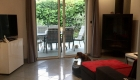 Décoration villa gardoise, Les Angles, salon avant le projet déco