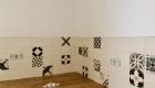 Relooking de la cuisine d'un mas à Saze, Gard, par Kty.L, décoratrice UFDI, Avignon (84), Nîmes(30) : zoom sur la faïence