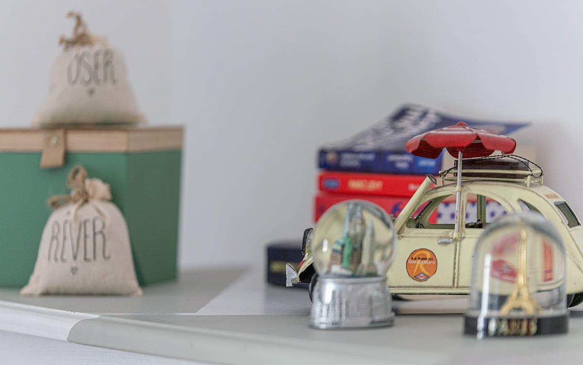 des gîtes dans un mas sur Saze, par Kty.L, décoratrice UFDI à saze (30) : décoration vintage