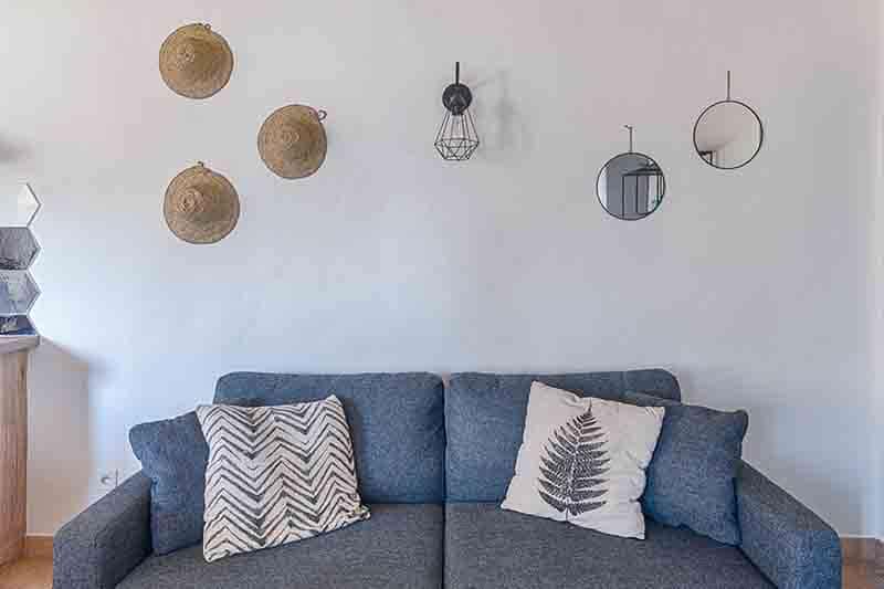 Décoration tendance et stylée, Kty.L Décoratrice UFDI, Saze, Gard : salon bleu